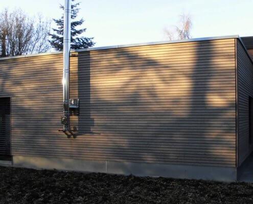 Anbau an ein bestehendes Einfamilienhaus in Bad Windsheim