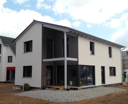 Zweifamilienhaus mit Doppelgarage in Möhrendorf