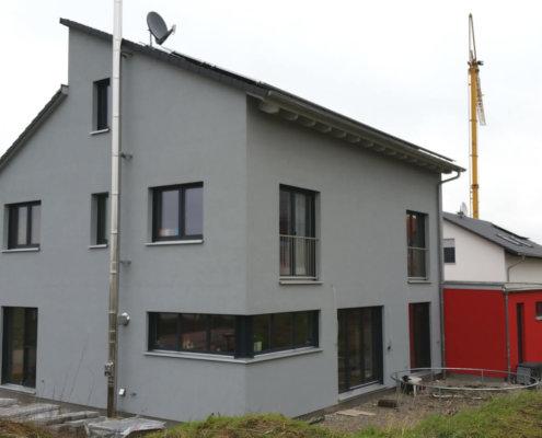 Einfamilienhaus mit Doppelgarage in Uffenheim