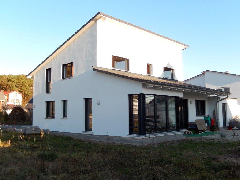 Einfamilienhaus bauen eg for Einfamilienhaus bauen