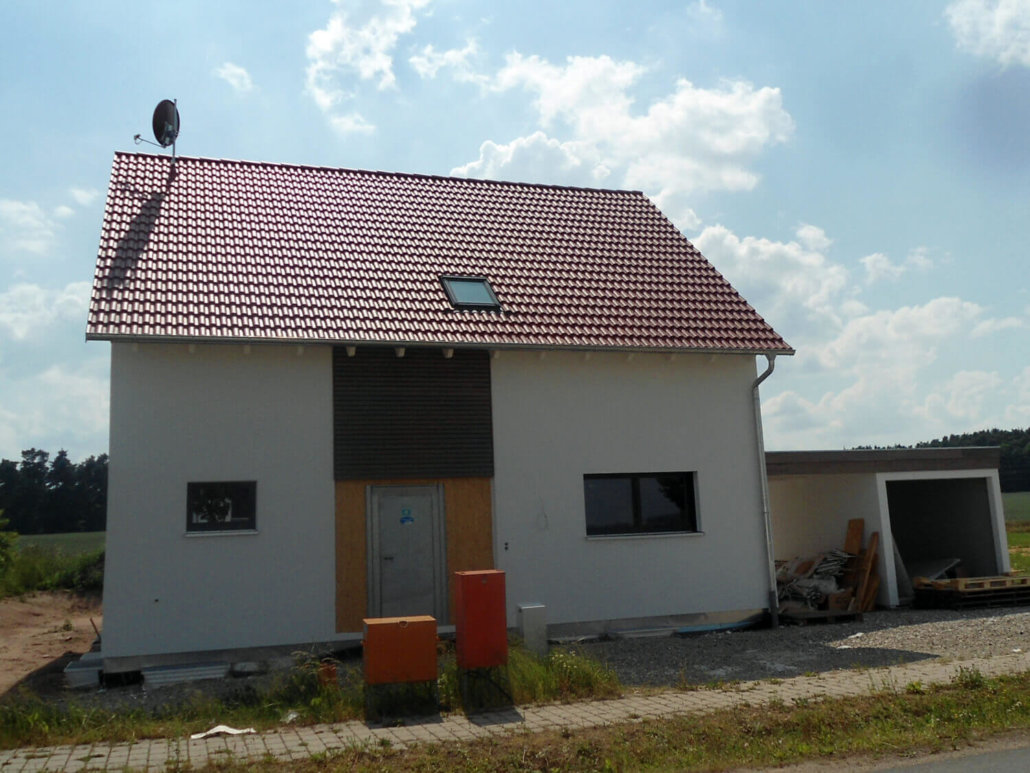 Attraktiv Einfamilienhaus Satteldach Das Beste Von Bauen РPerșnlich Und Individuell