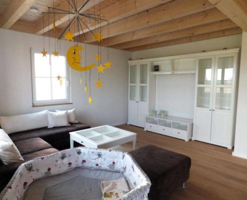 Einfamilienhaus als Schwedenhaus mit Doppelgarage in Kupferzell