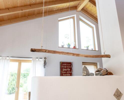 Einfamilienhaus als Bungalow mit Carport und Geräteschuppen in Emskirchen