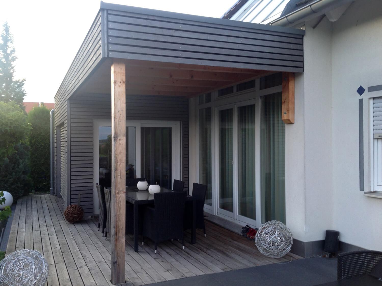 anbau an ein bestehendes einfamilienhaus in emskirchen eg. Black Bedroom Furniture Sets. Home Design Ideas