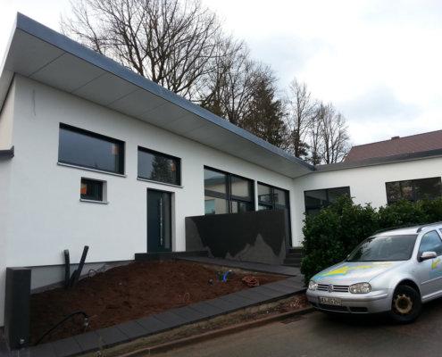 Einfamilienhaus mit Doppelgarage in Petersaurach
