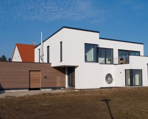 Einfamilienhaus mit Garage in Tuchenbach