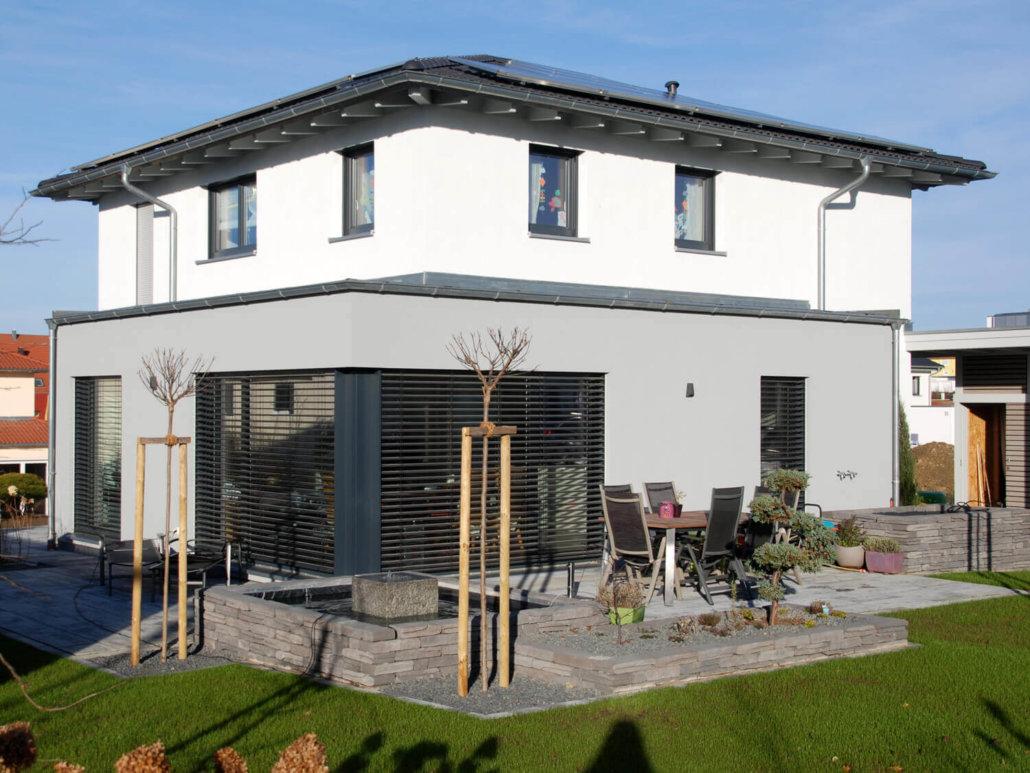 efficiento® Holzhäuser - EG-Holzhaus.de