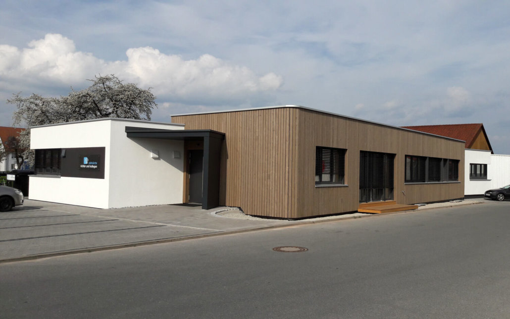 Gut bekannt Fertighaus - EG-Holzhaus.de CH17