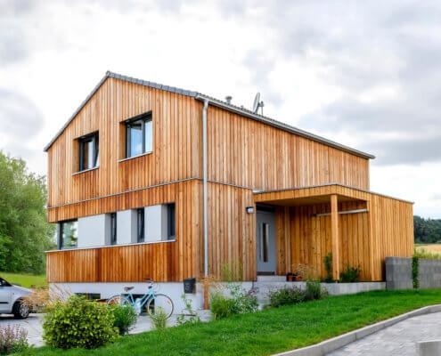 Einfamilienhaus mit Keller in Emskirchen