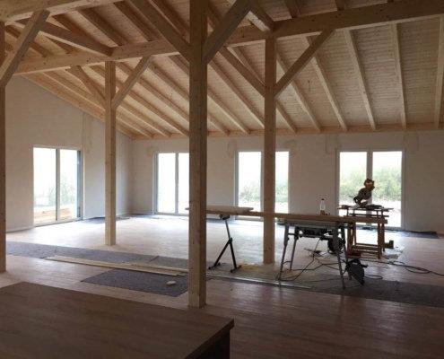 Errichtung einer Tagespflegestätte für Senioren und Demenzpatienten in Leutershausen