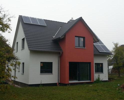 Einfamilienhaus mit Doppelgarage in Heilsbronn