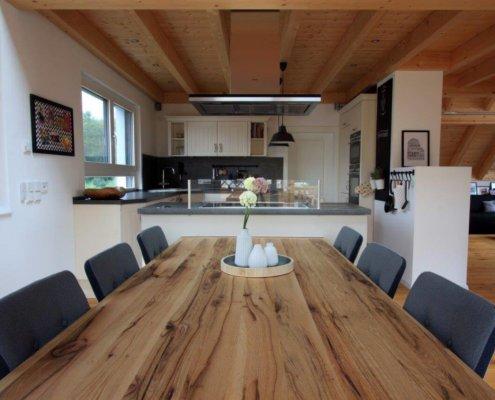 Architektur eg for Holzhaus modern innen