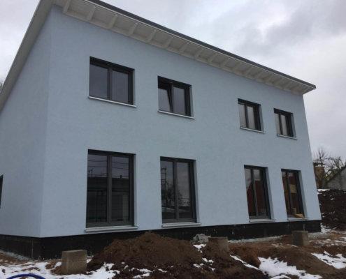 Einfamilienhaus mit Garage in Unterreichenbach