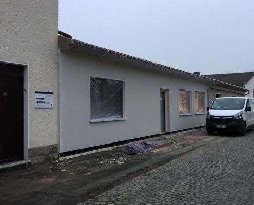 Verwaltungsgebäude in Baudenbach