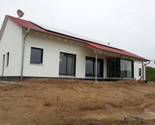 Einfamilienhaus als Bungalow mit Garage in Schwabach