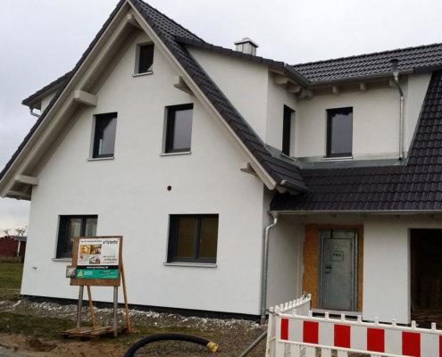 Einfamilienhaus mit Garage in Uffenheim