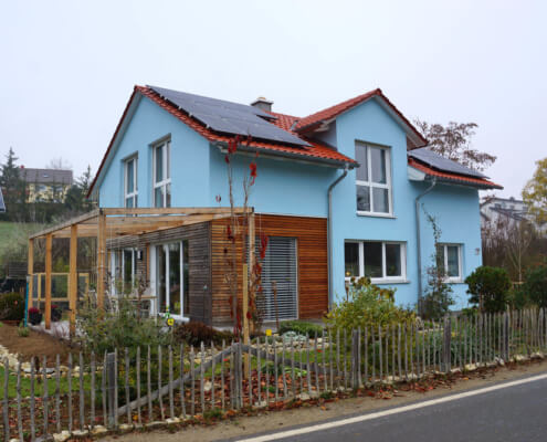 Einfamilienhaus in Randersacker