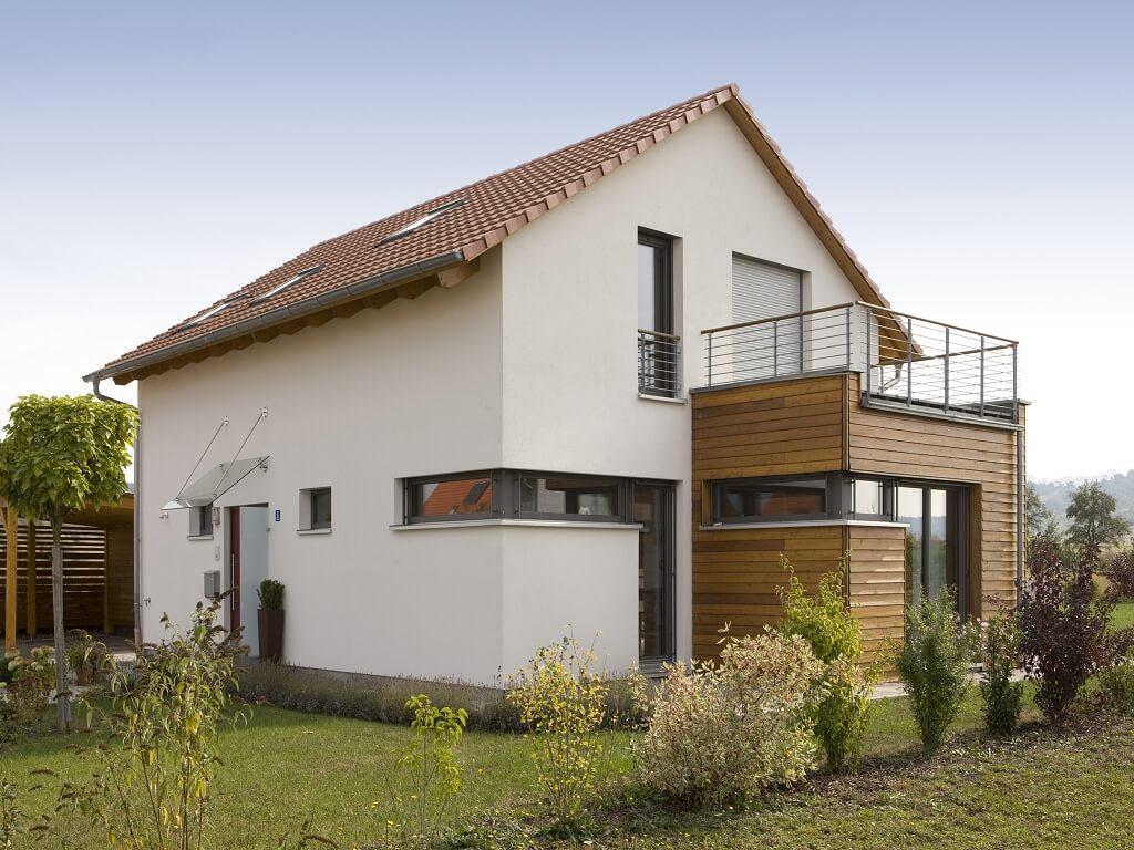 Satteldach Huser Modern Wohndesign .