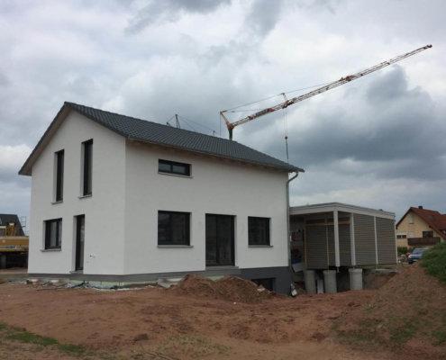 Einfamilienhaus mit Carport in Heilsbronn