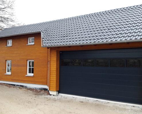 Garage mit Lagerraum in Emskirchen