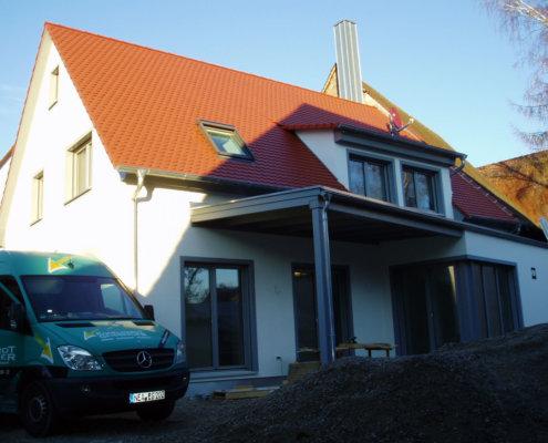 Einfamilienhaus mit Carport in Erlangen