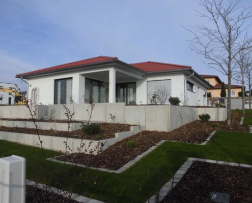 Einfamilienhaus mit Doppelgarage in Bad Windsheim