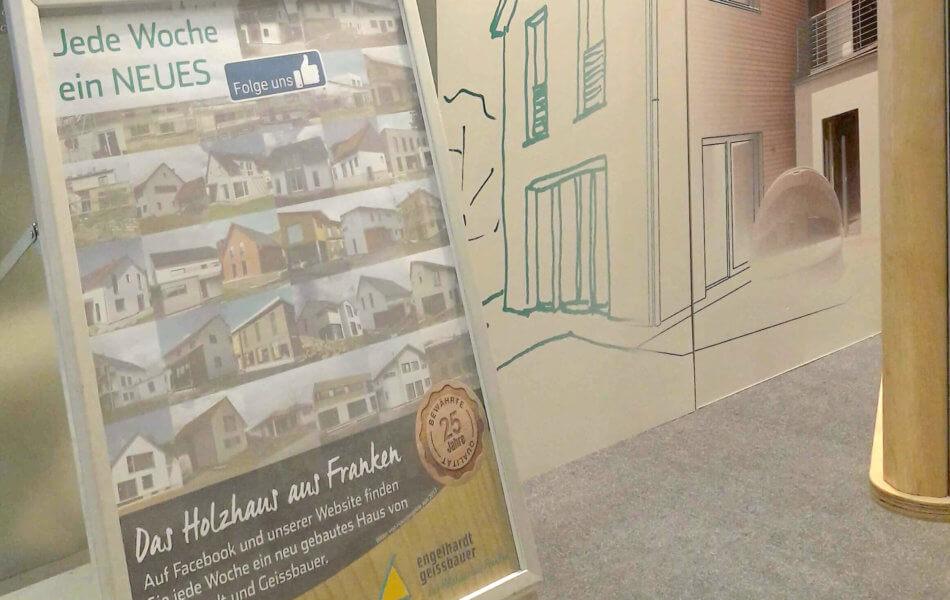 das holzhaus aus franken bei der immobilienmesse franken in bamberg eg. Black Bedroom Furniture Sets. Home Design Ideas