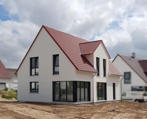 Einfamilienhaus in Seukendorf