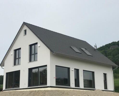Einfamilienhaus mit Carport in Neunkirchen am Sand