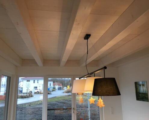 Einfamilienhaus mit Garage und Schuppen in Burgbernheim