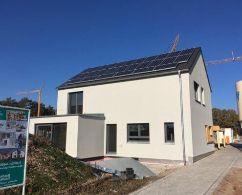 Einfamilienhaus mit Carport in Hilpoltstein