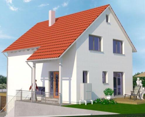 Einfamilienhaus mit Einliegerwohnung in Neustadt Aisch