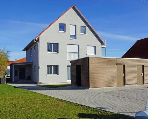 Mehrfamilienhaus in Burgbernheim