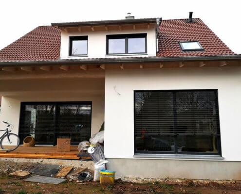 Einfamilienhaus auf bestehenden Keller in Herzogenaurach