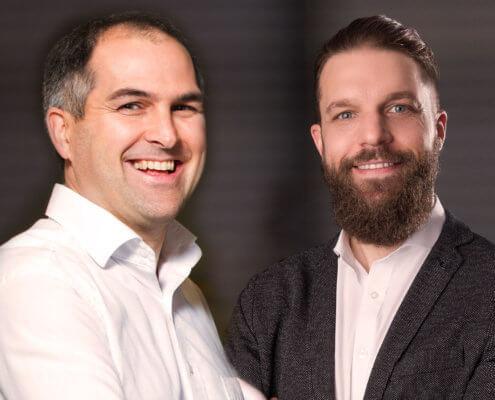 Stefan Bauereiß und Stefan Ziegler