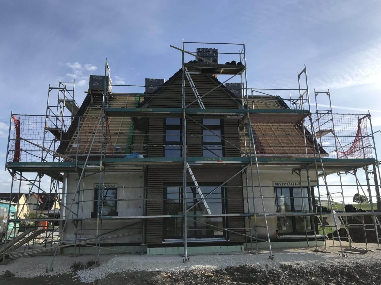Einfamilienhaus Mit Garage In Hilpoltstein Eg Holzhaus De