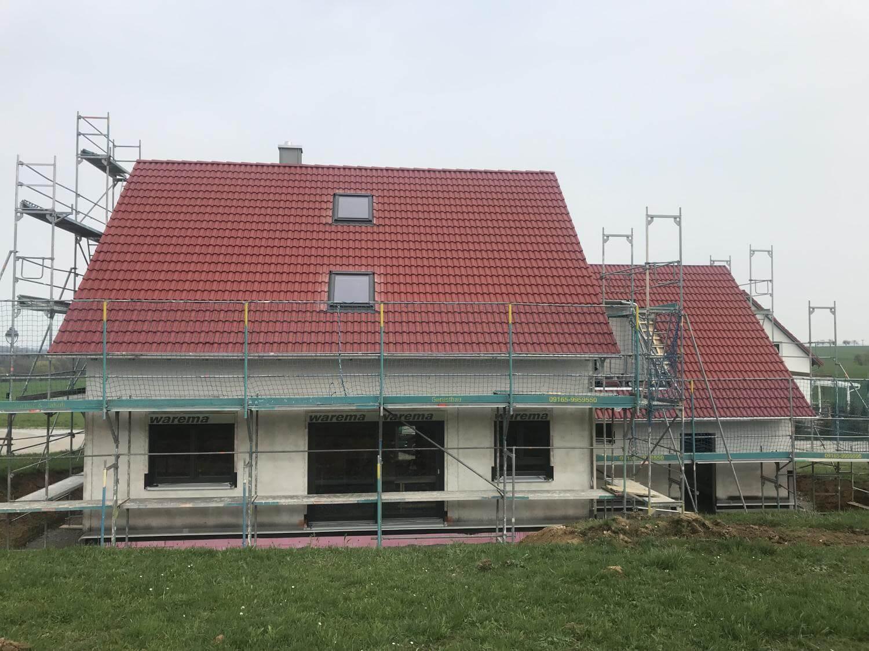 Einfamilienhaus Mit Garage In Leuzenbronn Eg Holzhaus De