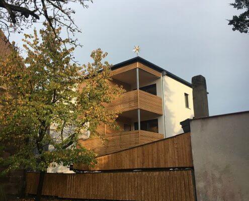 Mehrfamilienhaus in Zirndorf