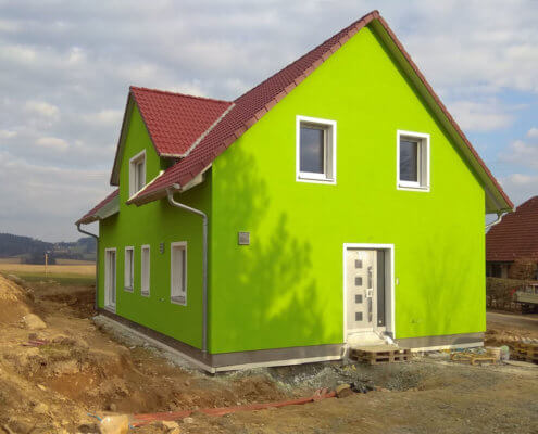 Einfamilienhaus mit Carport in Bärnau
