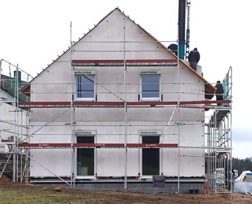 Einfamilienhaus mit Garage in Georgenberg
