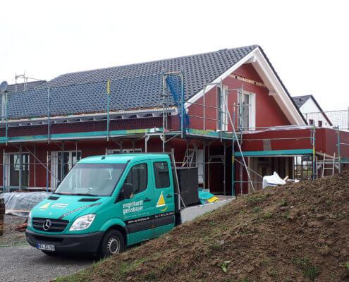 Einfamilienhaus mit Garage und Carport in Rosengarten