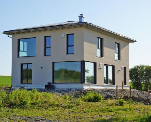 Einfamilienhaus mit Garage in Bergtshofen