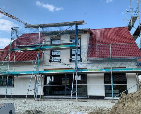 Zweifamilienhaus (EG barrierefrei) mit Garage in Rothenburg