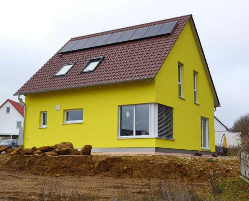 Einfamilienhaus mit Garage und Carport in Neunkirchen am Sand / Rollhofen