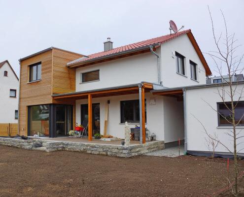 Einfamilienhaus mit Carport in Nürnberg