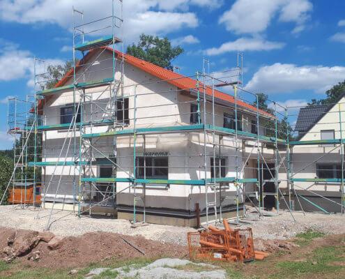 Einfamilienhaus mit Garage in Wilhermsdorf