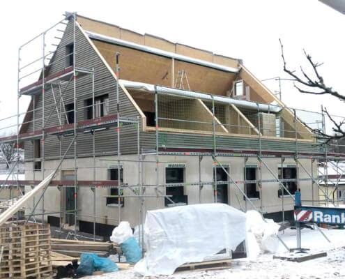 Einfamilienhaus mit Doppelgarage in Vilseck