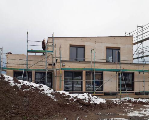 Zweifamilienhaus mit Garage in Sugenheim