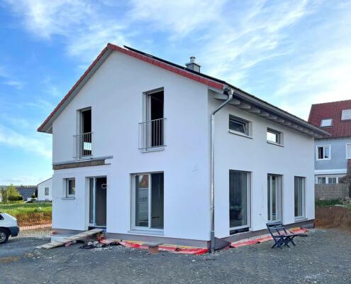 Einfamilienhaus mit Carport in Rimpar