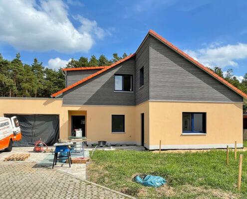 Einfamilienhaus mit Garage in Roth-Eckersmühlen